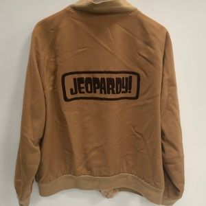 Jackets & Blazers - Novelty Jeopardy Bomber Jacket